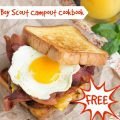 Boy Scout Campout Cookbook