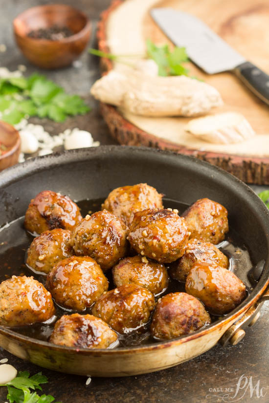Mongolian Beef Meatballs are hearty, satisfying, and ready in a mere 15 minutes making them an ideal choice for a quick weeknight dinner.