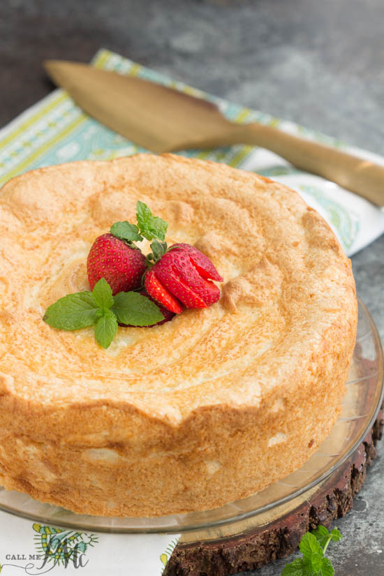 Traditional 12 egg white angel food cake call me pmc forumfinder Gallery