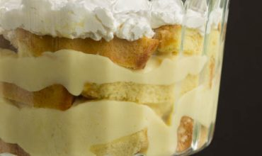 From Scratch Punch Bowl Pound Cake Trifle