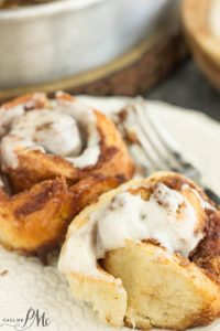 Quick Biscuit Dough Cinnamon Rolls