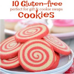 10 Gluten Free Cookies Ideal for Gifts and Cookie Swaps