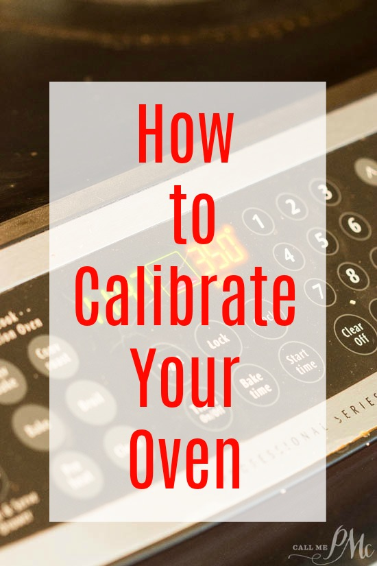 How to Calibrate your Oven! An oven that isn't true to temperature is the main reason for uncooked, overcooked, and disappointing recipe results.