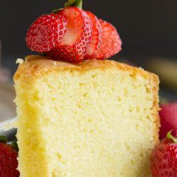McCall's Best Pound Cake 1963 Version is tender and buttery with a classic vanilla flavor. Yes, there is a later version that I'll be making and sharing my thoughts on it at a later day