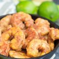 Sauteed Tequila Lime Shrimp