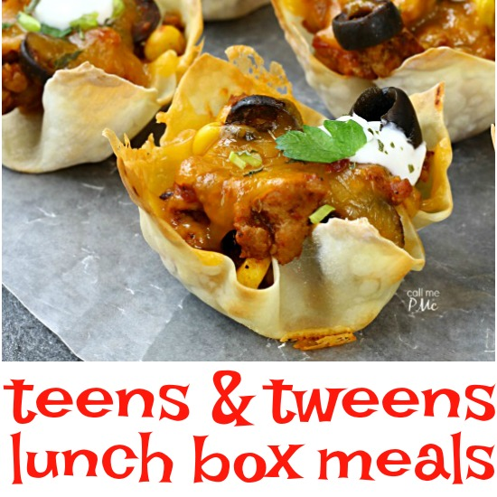 9 School Lunch Ideas to Fill Up Your Teen or Tween - The ...