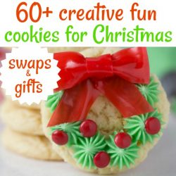 60+ Creative and Fun Christmas Cookies