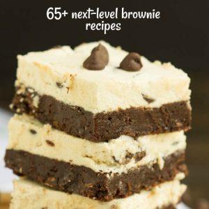 65+ Next Level Brownie Recipes
