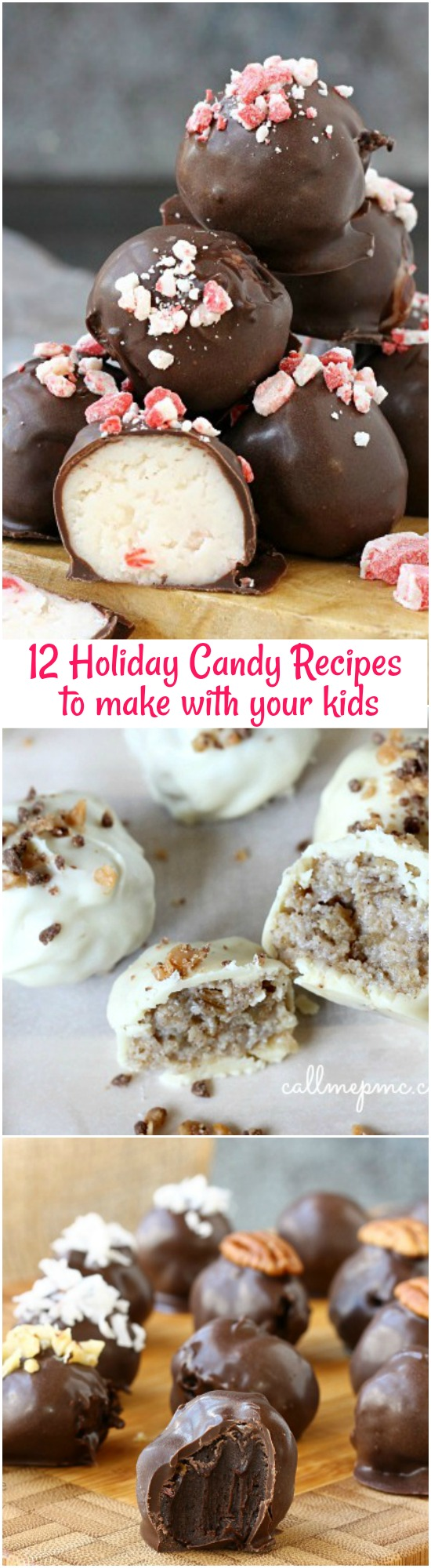 12 Holiday Candy Recipes