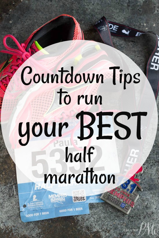 Countdown Tips to Run a Half Marathon | 3 - 6 Months