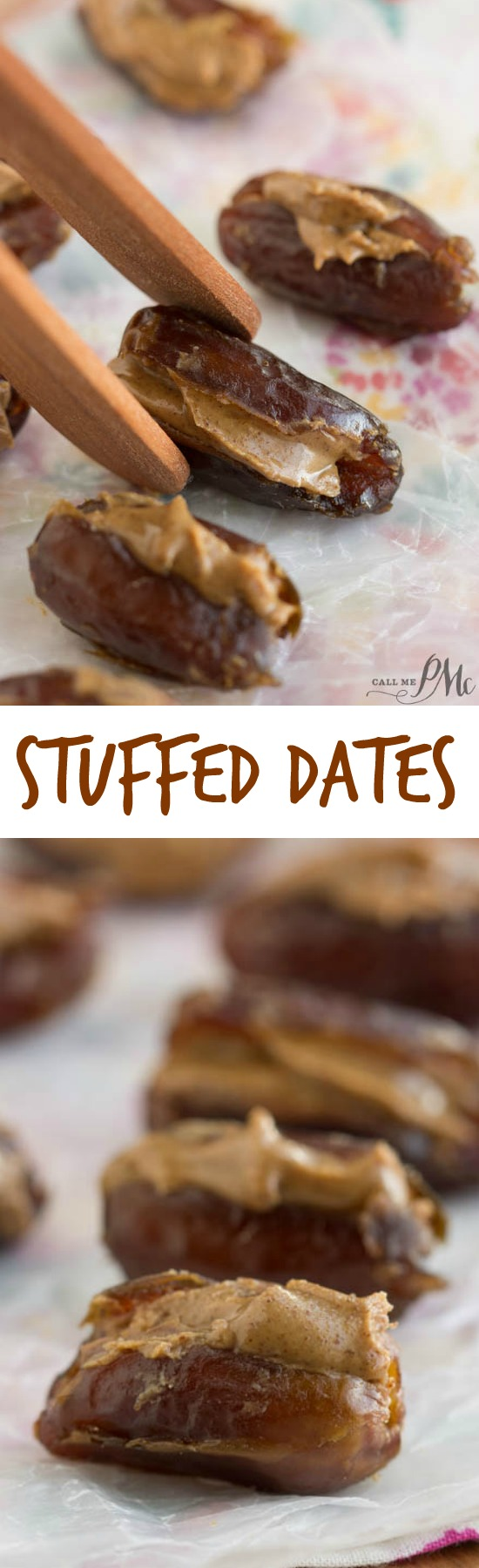 Almond Butter Stuffed Dates make a quick and delicious recipe great for appetizers, your charcuterie board, snacks, pre-workout energy, or sweet cravings. They are wonderful and will provide you with long-lasting energy!