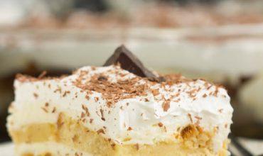 Tiramisu with Pound Cake
