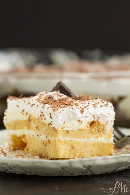 This Tiramisu with Pound Cake is a rich and elegant dessert. It has bold flavors of coffee and amaretto to warm you up in winter. I took the classic Italian tiramisudessert revamped it the Southern way. My version has layers of a cream cheese mixture alternate with fluffy pound cake soaked with coffee and amaretto make this an unforgettable dessert.