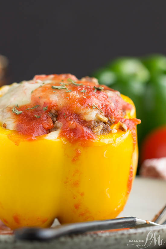 These delicious Instant Pot Stuffed Bell Peppers make a perfectly balanced meal of beef, rice, and vegetables. Using a pressure cooking to speed the process, this recipe can be on your table in 45 minutes.