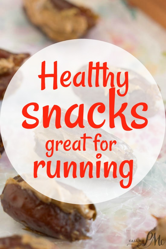 My Favorite Snacks for Running Fuel