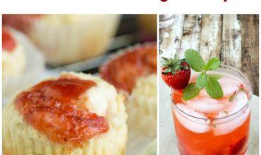 13+ Tasty Strawberry Recipes
