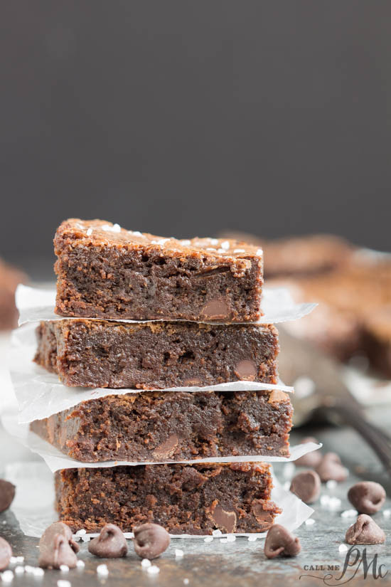 The Best Chewy Fudgy Homemade Brownies Recipe is quick and easy to whip up. They are made with basic ingredients you probably keep in the pantry. Therefore, they do not require a special trip to the grocery store or unique ingredients. is quick and easy to whip up. They are made with basic ingredients you probably keep in the pantry. Therefore, they do not require a special trip to the grocery store or unique ingredients.