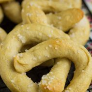 FROM SCRATCH SOFT PRETZELS