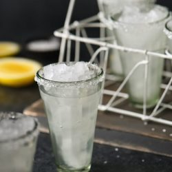Lemon Drop-Margaritas