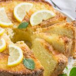 Famous Ritz Carlton Hotel Lemon Pound Cake recipe