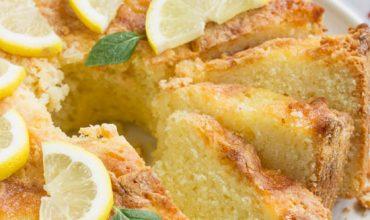 Famous Ritz Carlton Hotel Lemon Pound Cake