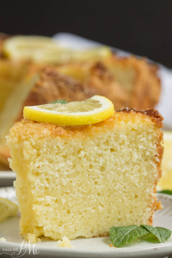 The Famous Ritz Carlton Hotel Lemon Pound Cake has a fine crumb texture and bright lemon flavor.This classic lemon pound cake is supremely moist & tender! It's the perfect finale to dinner!