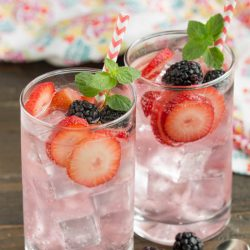 Hippie Juice Smash Cocktail