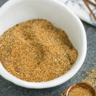 Homemade Blackened Seasoning Recipe