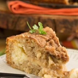 Pumpkin Cream Cheese Coffee Cake recipe