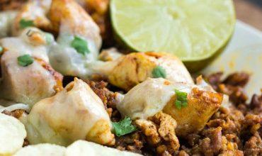 Chori Pollo (Chorizo Chicken)