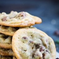Triple Chips Chocolate Chip Cookies