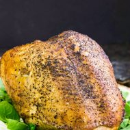 Best Holiday Roast Turkey Breast