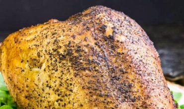 Best Holiday Roast Turkey Breast