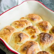 Soft Fluffy Yeast Rolls