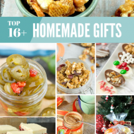 16+ Easy Homemade Gifts to Make for the Holidays