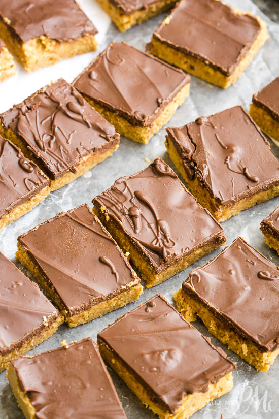 Buckeye Fudge is easy, no-cook, no-fuss, foolproof fudge that's dense, chewy, and full of rich peanut butter flavor!!