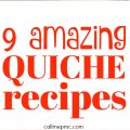 Egg-cellent Quiche Recipes