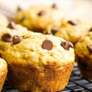 BLUE RIBBON BANANA BREAD MUFFINS