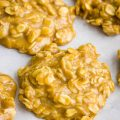 OLD FASHIONED NO BAKE PEANUT BUTTER OATMEAL COOKIES