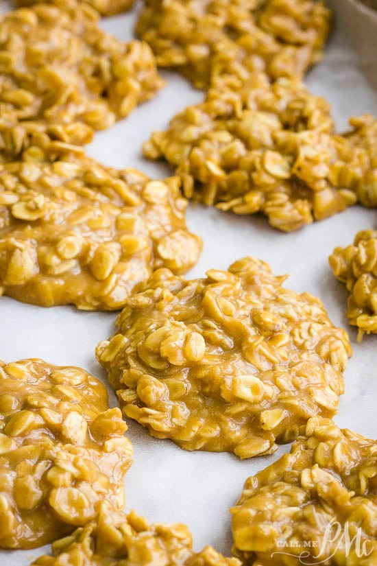 Everyone will love these Old FashionedNo Bake Peanut Butter Oatmeal Cookies. They're a sweet, chewy, easy-to-make, no-cook dessert treat that's ready in no time.