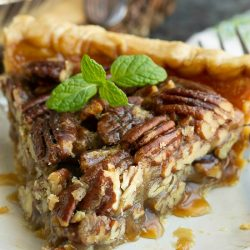 Just the nuts -Goo Free Pecan Pie