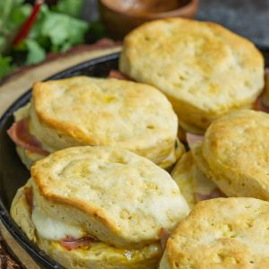 GRANDS HAM BISCUIT SLIDERS