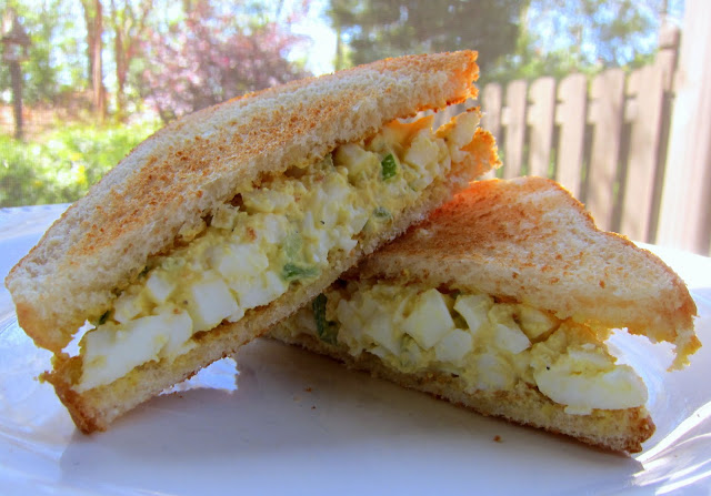 The Masters Egg Salad from Plain Chicken
