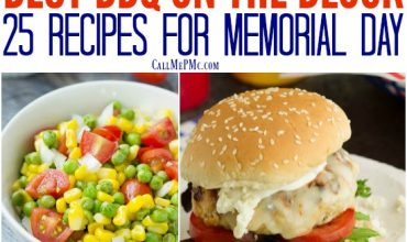 BEST BBQ ON THE BLOCK MEMORIAL DAY RECIPE AND MENU IDEAS