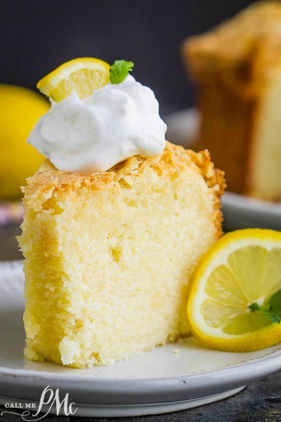 The best classic, old-fashioned, quick and easy Best Triple Lemon Pound Cake recipe