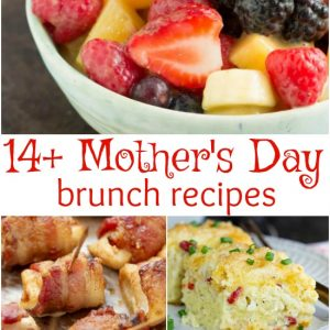BEST MOTHER'S DAY BRUNCH BUFFET RECIPES