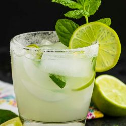 The drink of summer is here. This party staple, Tequila Limeade Recipe, is a cocktail margarita everyone should know how to whip up!