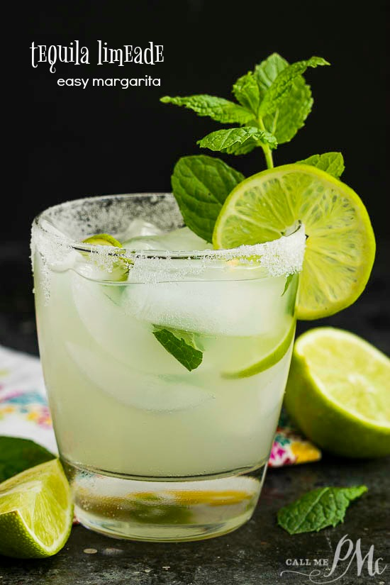 Tequila Limeade Recipe Call Me Pmc