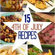 TOP 15 4TH OF JULY RECIPES