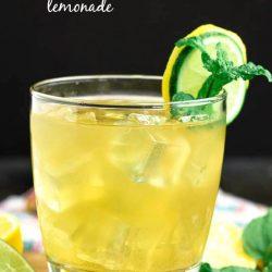 Fizzy Bourbon Lemonade Recipe